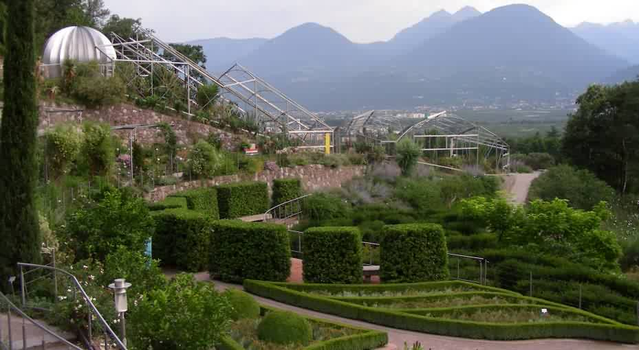 Gita Giardino Botanico Di Merano Leonardo